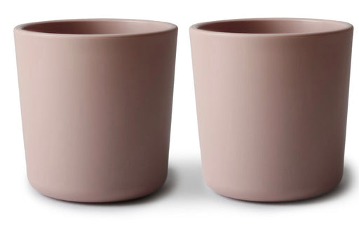 MUSHIE CUPS SET OF 2 - BLUSH
