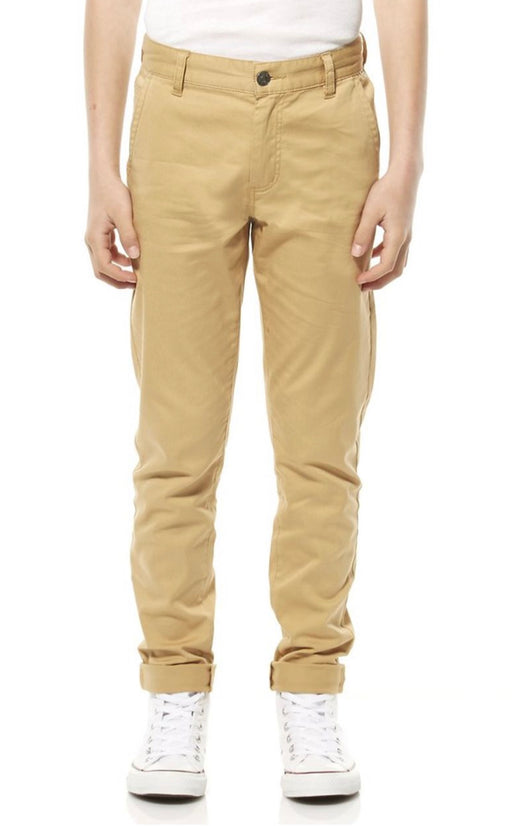RIDERS BY LEE CHILLER PANT - CAMEL