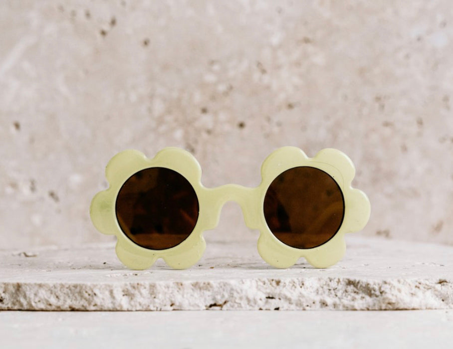 ELLE PORTE CHILDRENS SUNGLASSES - DAISY LEMONADE