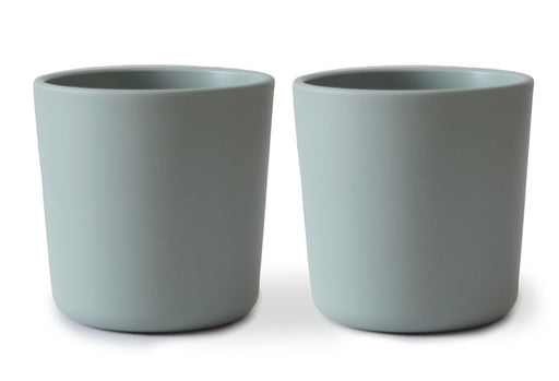 MUSHIE CUPS SET OF 2 - SAGE