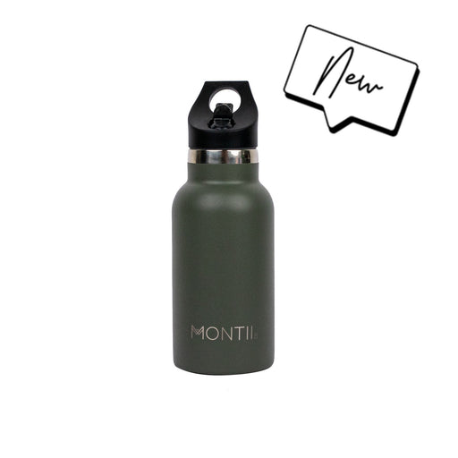 MONTII MINI DRINK BOTTLE - MOSS
