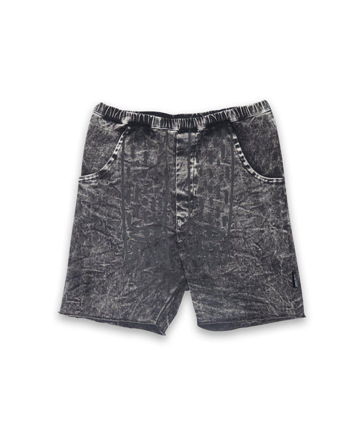 The Kids Store-BAND OF BOYS DENIM SHORTS - CLAWS WASHED BLACK-