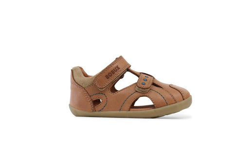 The Kids Store-BOBUX STEP UP CHASE SANDAL - CARAMEL-