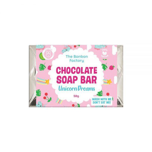 The Kids Store-BON BON FACTORY CHOCOLATE SOAP BAR - UNICORN DREAMS-