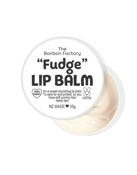 The Kids Store-BON BON FACTORY LIP BALM - FUDGE-