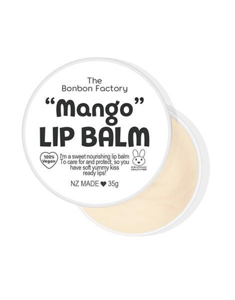 The Kids Store-BON BON FACTORY LIP BALM - MANGO-