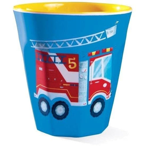 The Kids Store-CROCODILE CREEK MELAMINE CUP - BUSY CITY-