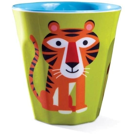 The Kids Store-CROCODILE CREEK MELAMINE CUP - JUNGLE JAMBOREE-