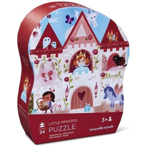 The Kids Store-CROCODILE CREEK MINI PUZZLE LITTLE PRINCESS - 24 PCS-