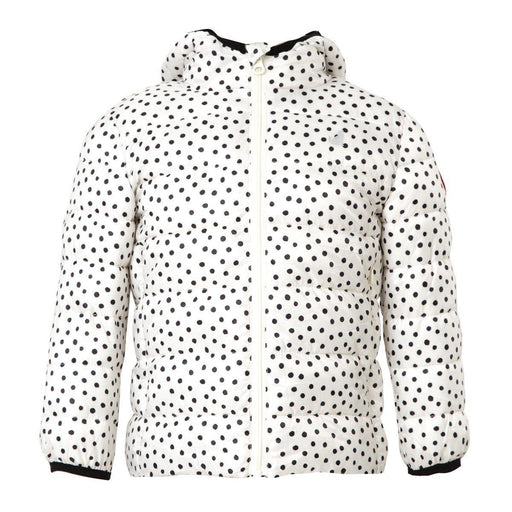 The Kids Store-CRYWOLF ECO PUFFER JACKET - SPOTS-