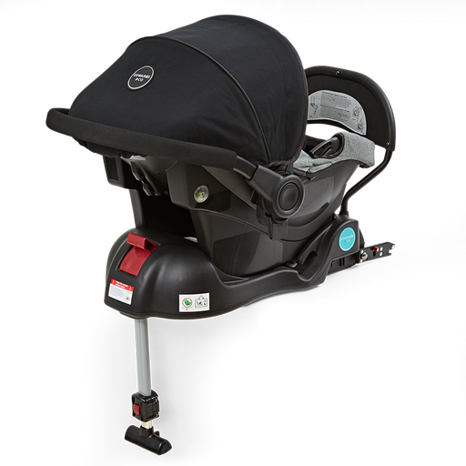 The Kids Store-EDWARDS & CO CARSEAT CAPSULE & BASE-