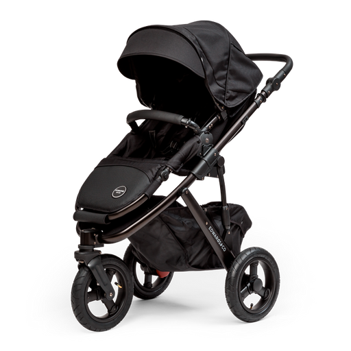 The Kids Store-EDWARDS & CO OSCAR G3 STROLLER - BLACK-