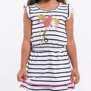 The Kids Store-EVE'S SISTER BEE HAPPY DRESS-