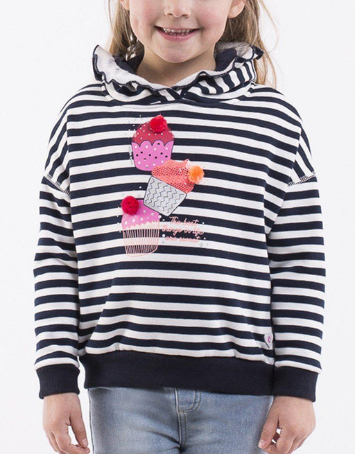 The Kids Store-EVE'S SISTER CUPCAKE HOODY-