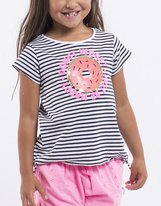 The Kids Store-EVE'S SISTER DONUT TEE-