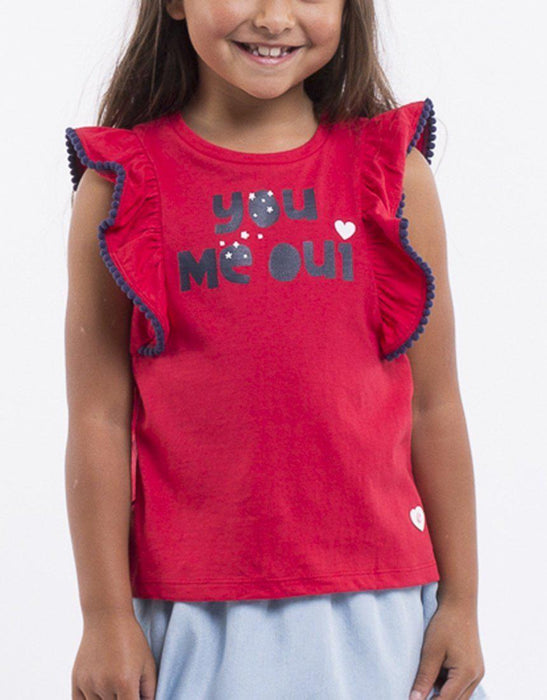 The Kids Store-EVE'S SISTER YOU ME TEE-