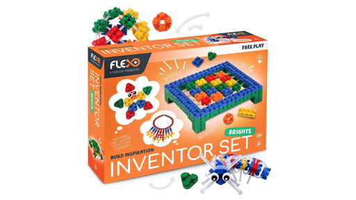 The Kids Store-FLEXO INVENTOR SET BRIGHTS-