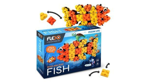 The Kids Store-FLEXO OCEAN LIFE FISH-