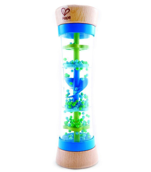 The Kids Store-HAPE BEADED RAINDROPS - BLUE-Beaded Raindrop - Blue-