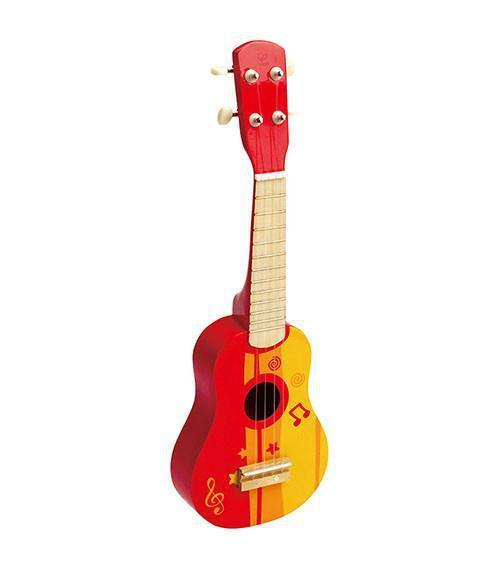 The Kids Store-HAPE UKULELE - RED-Ukelele-