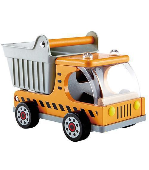 The Kids Store-HAPE WOODEN DUMP TRUCK-Dump Truck-