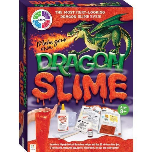 The Kids Store-HINKLER SLIME KIT DRAGON-
