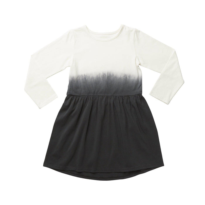 The Kids Store-HOOTKID DIP DYE DRESS-