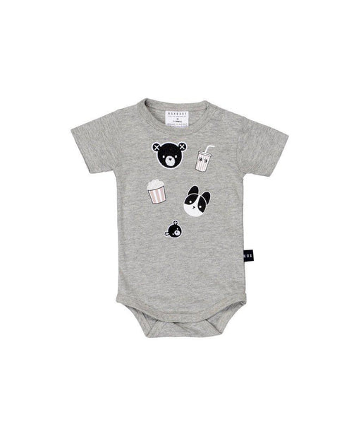 The Kids Store-HUXBABY ONESIE - MOVIE PATCH-
