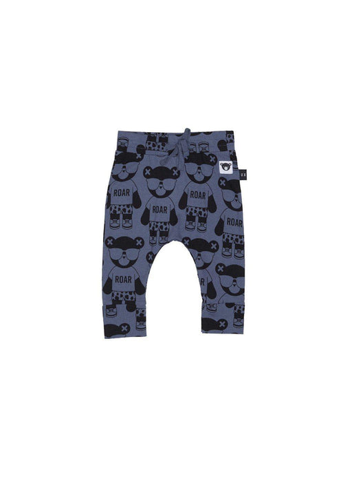 The Kids Store-HUXBABY ROAR DROP CROTCH PANT-