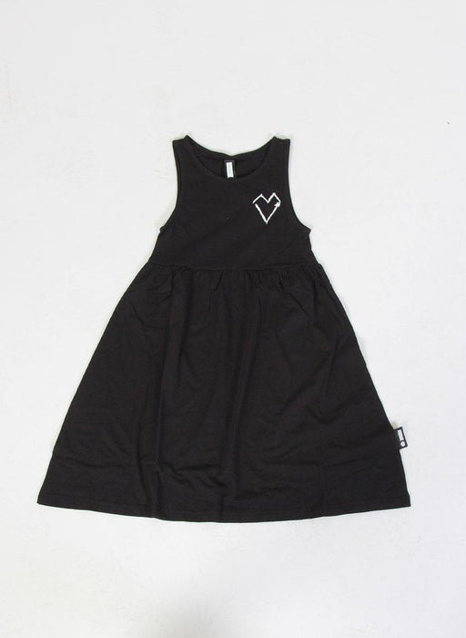 The Kids Store-INTRO MY FIRST DRESS - BLACK-