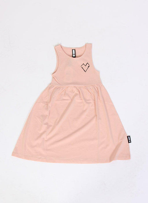 The Kids Store-INTRO MY FIRST DRESS - PINKISH-