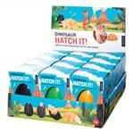 The Kids Store-IS GIFT DINOSAUR HATCH IT-