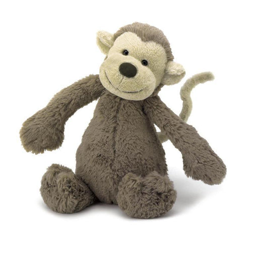 The Kids Store-JELLYCAT BASHFUL MONKEY MEDIUM-