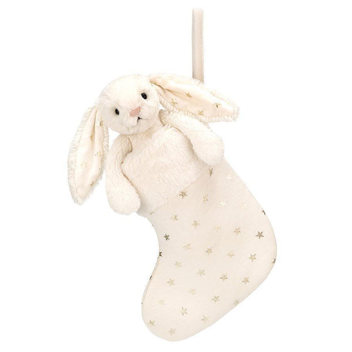 The Kids Store-JELLYCAT BASHFUL TWINKLE BUNNY STOCKING-