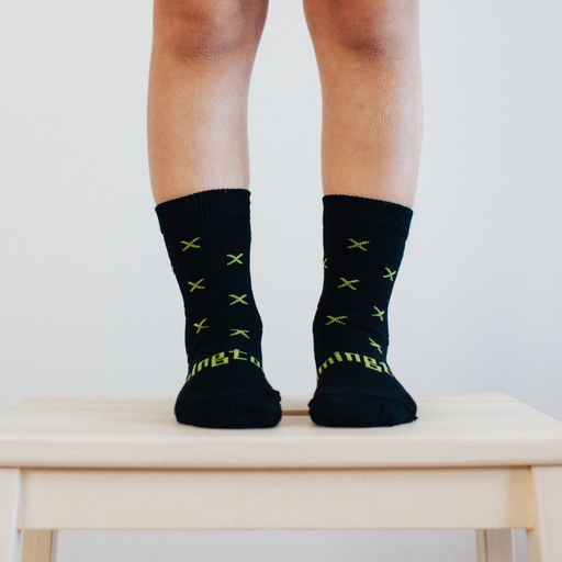 The Kids Store-LAMINGTON MERINO CREW SOCKS - MAJOR-