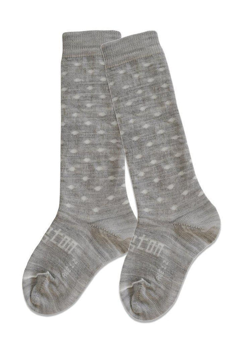 The Kids Store-LAMINGTON MERINO SOCKS - SNOWFLAKE-