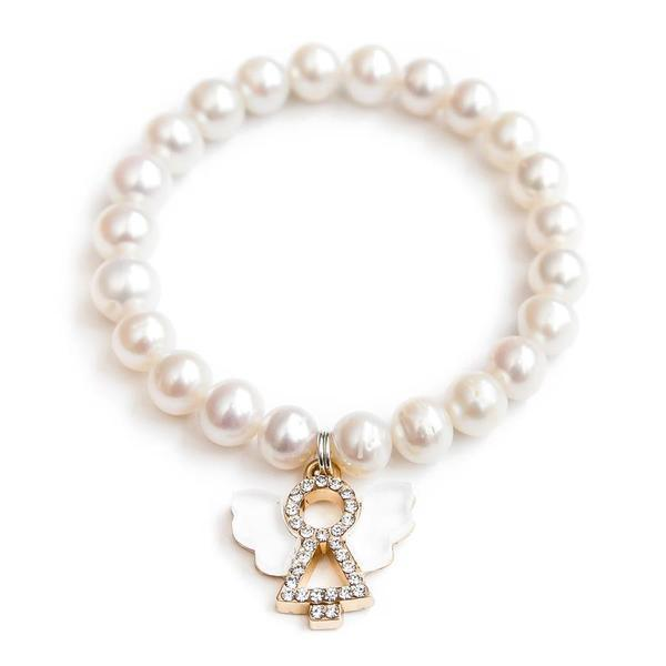 The Kids Store-LAUREN HINKLEY BRACELET - ANGEL-