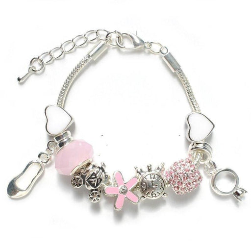 The Kids Store-LAUREN HINKLEY BRACELET - CINDERELLA-