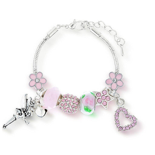 The Kids Store-LAUREN HINKLEY BRACELET - FAIRY CHARM-