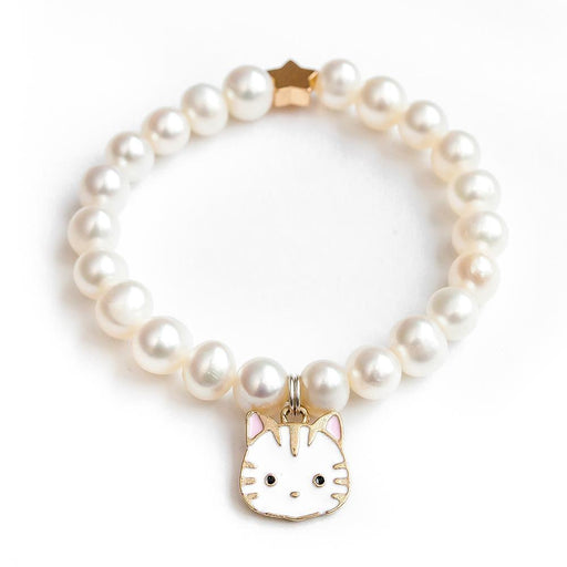 The Kids Store-LAUREN HINKLEY BRACELET - KITTY-