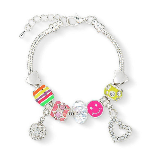 The Kids Store-LAUREN HINKLEY BRACELET - NEON CHARM-
