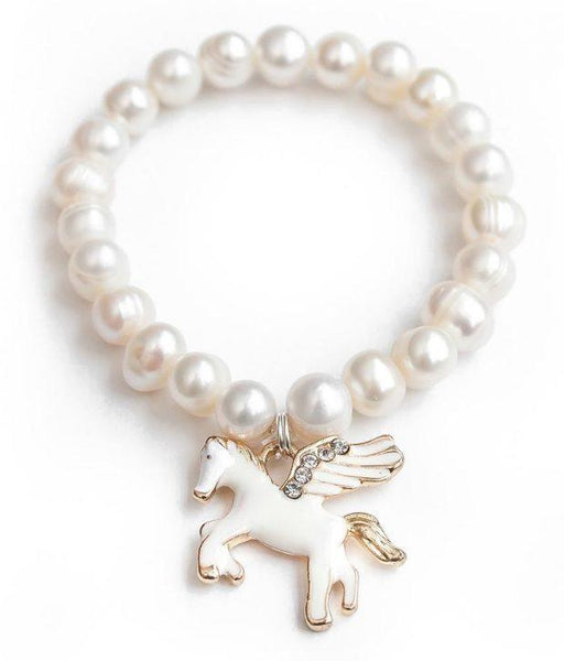 The Kids Store-LAUREN HINKLEY BRACELET - UNICORN-