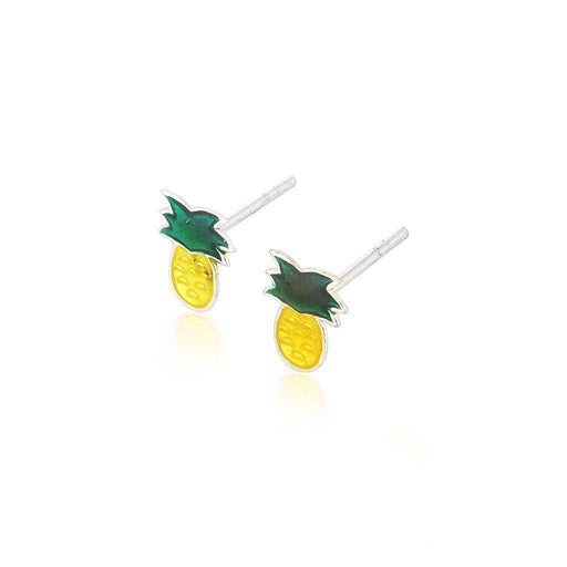 The Kids Store-LAUREN HINKLEY EARRINGS - PINEAPPLE-