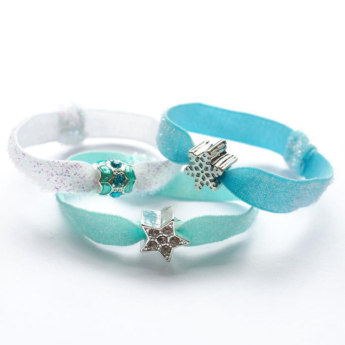 The Kids Store-LAUREN HINKLEY ELASTIC SET - ICE PRINCESS-