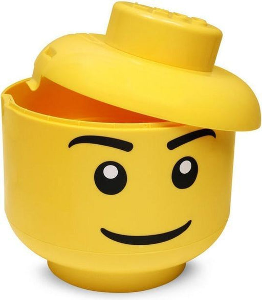 The Kids Store-LEGO STORAGE HEAD - LARGE BOY-
