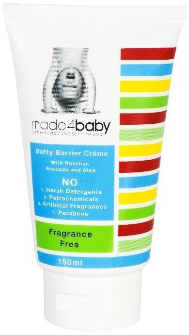 The Kids Store-MADE4BABY BOTTY BARRIER CREME - FRAGRANCE FREE-