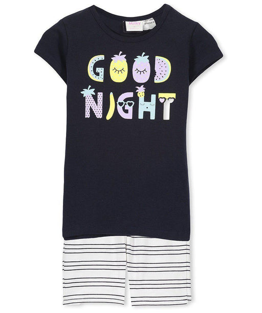 The Kids Store-MILKY GOODNIGHT PYJAMAS-
