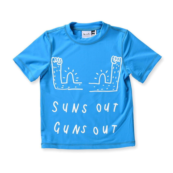 The Kids Store-MINTI SUNS OUT LONG SLEEVED RASHIE-