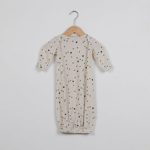 The Kids Store-MOKOPUNA MERINO SLEEP SUIT - STARDUST-