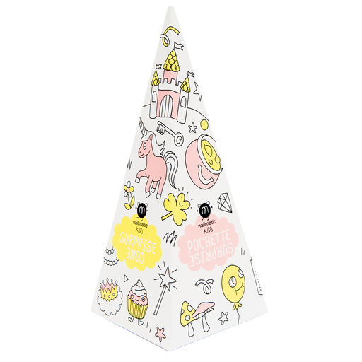 The Kids Store-NAILMATIC PRINCESS SURPRISE CONE-